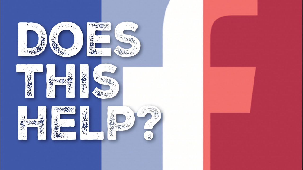 my thoughts on the french flag fb profile pics social media