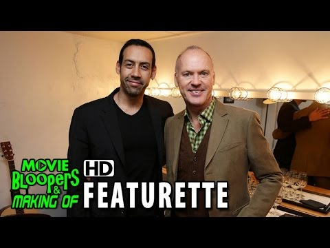 Birdman (2014) Featurette - Drums