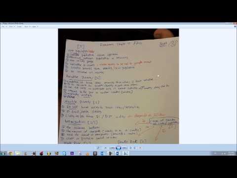 IGCSE Economics 0455 | 7. Developed and developing economies: Exam Technique