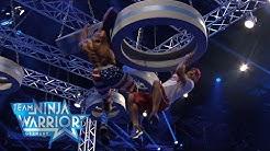 Omid Bayat vs. Gary Hines | Team Ninja Warrior Germany 2019