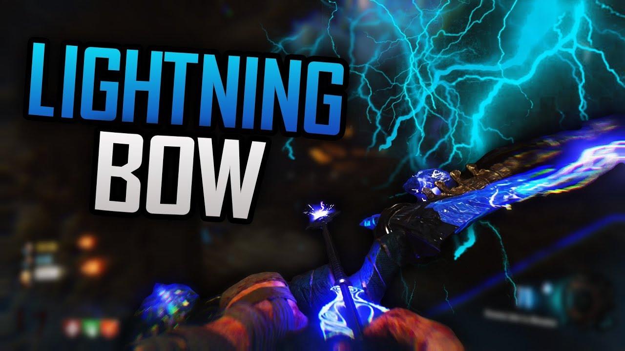 Der Eisendrache Lightning Bow Guide - YouTube