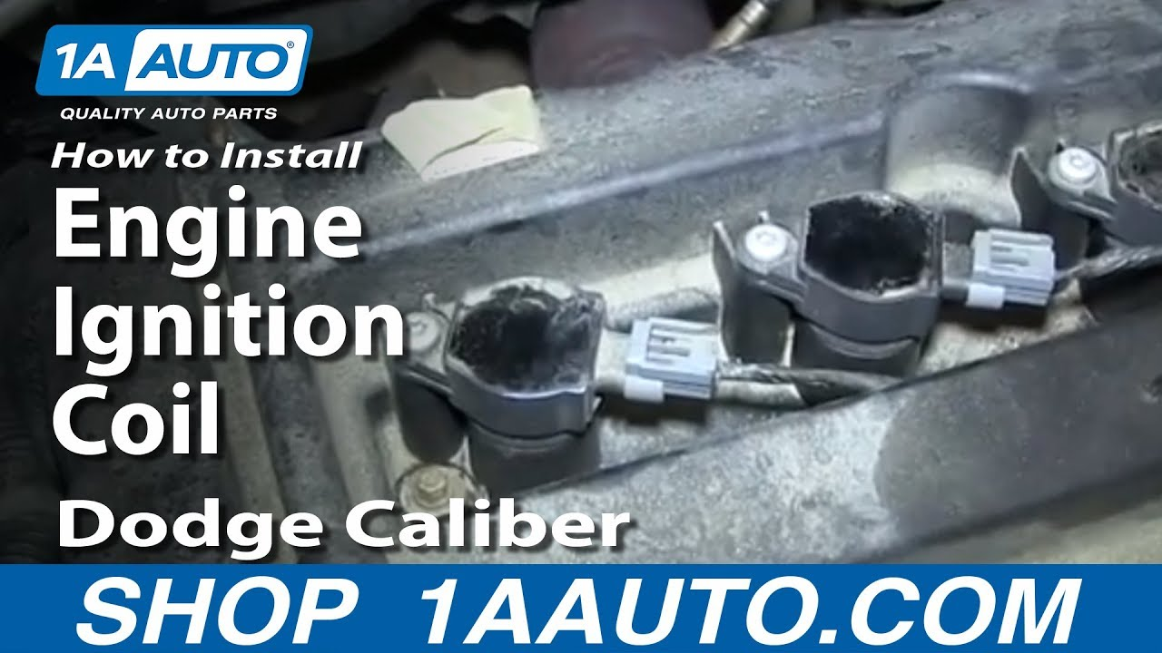 2002 Chevy Trailblazer Engine Diagram How To Install Replace Engine Ignition Coil 2007 12 Dodge