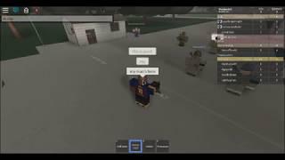 Roblox: Fort Bragg | Tour (Part 1)