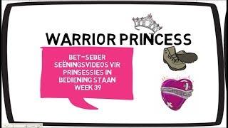 Gambar cover Bet-Seber Seëningsvideos vir Prinsessies wat in bediening staan – Week 39