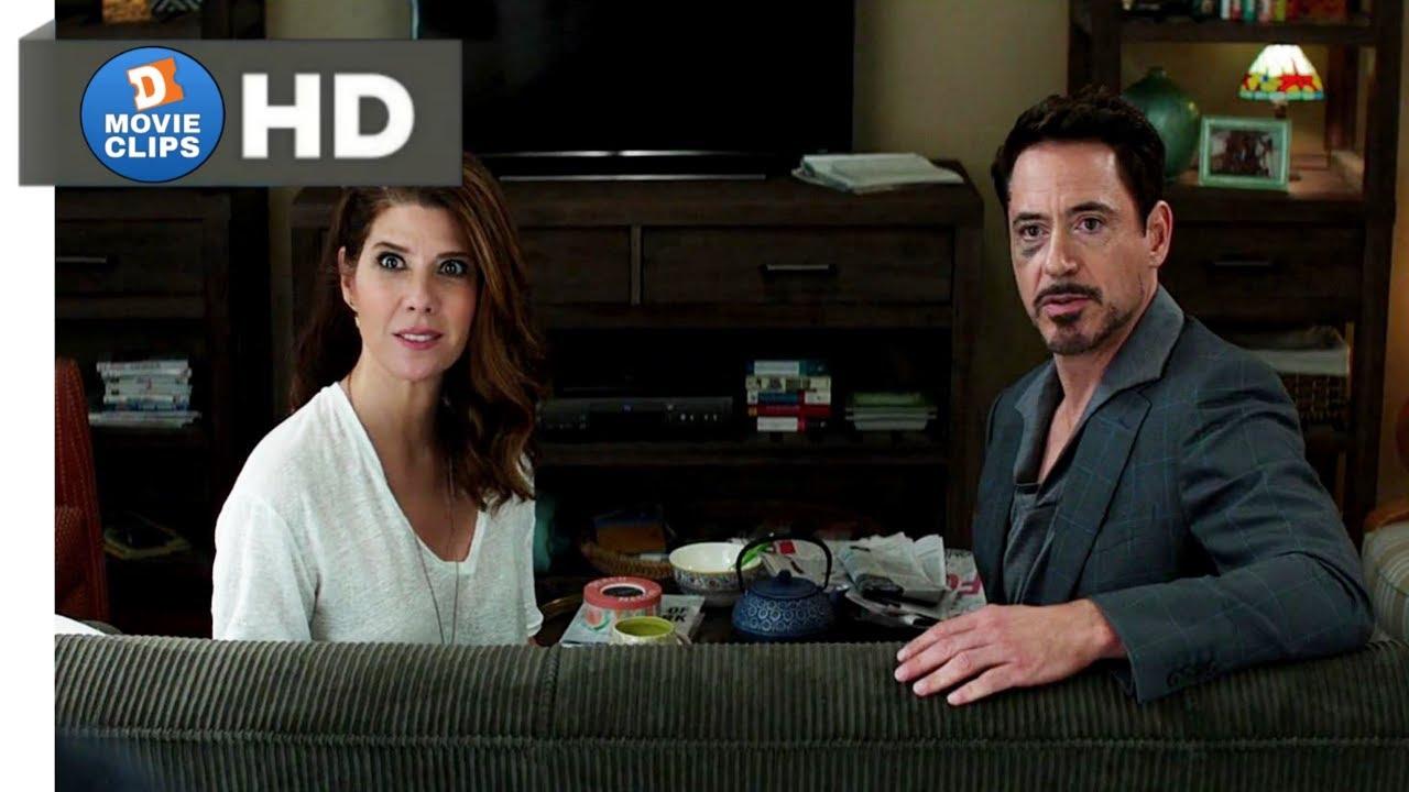 Download Captain America: Civil War Hindi (05/14) Iron Man Meet SpiderMan Scene MovieClips