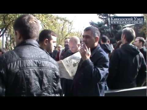 Армения: оппозиция против решения суда