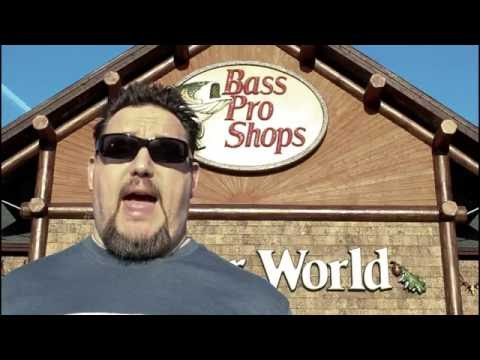 PDTV Episode 9 Bass Pro Shops Grand Opening
