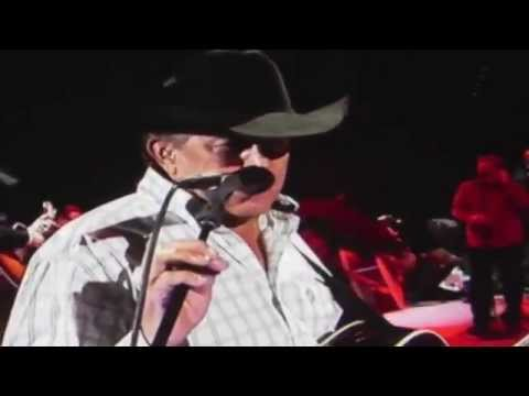 George Strait - The King of Broken Hearts & Where The Sidewalk Ends/2013/Lexington/Rupp Arena