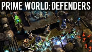 Prime World : Defenders - Gameplay [PC/Steam] -  First Impressions