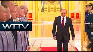 Russia: Putin hails Russian troops, says 'over 90 percent of Syria free' from IS