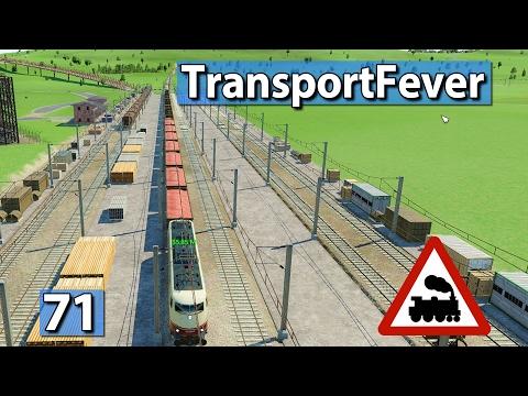 Mehr Eisen, mehr Überlastung ► Transport Fever Gameplay deutsch #71
