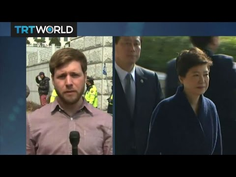 South Korea Scandal: Ousted president faces prosecution questions