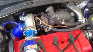 Volkswagen Golf2 Turbo 400+hp (ABF) Koxa-Motoring Кривой Рог