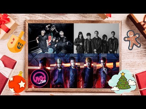 VKH Live - J-Metal December Blitzkrieg: Crossfaith, coldrain., and SiM