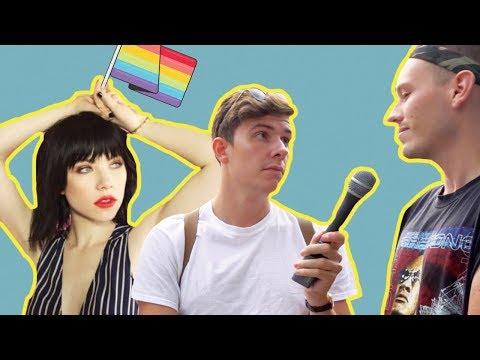 Why Gay's Love Carly Rae Jepsen | Connor Malbeuf