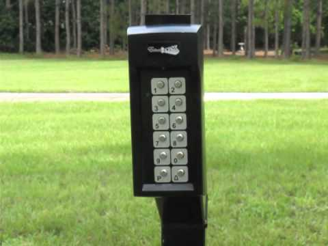 Keypad Addition To An Existing Gate Doovi