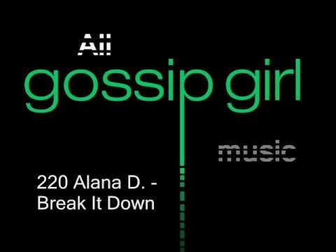 Alana D.  Break It Down