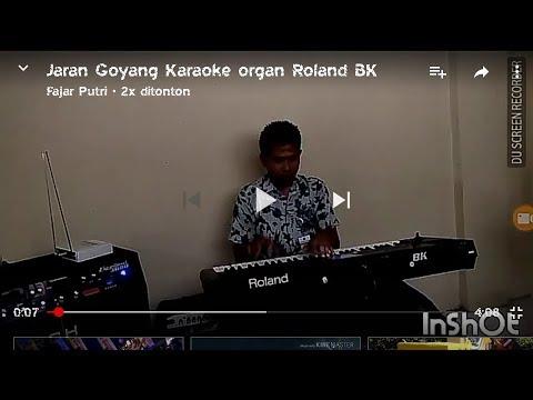 Jaran Goyang Karaoke nella kharisma roland