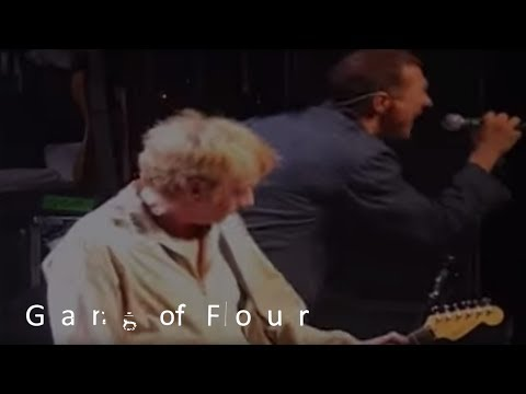 Gang Of Four - Not Great Men (Live from SanFran)