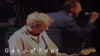 Gang Of Four - Not Great Men (Official Live | San Fransisco)