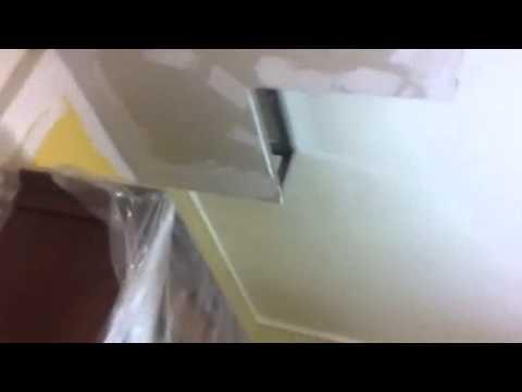 Veletta in cartongesso - YouTube