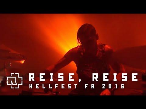 Rammstein - Reise, Reise (Live at Hellfest 2016)
