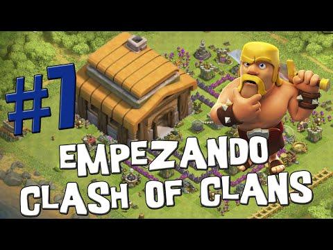 De vuelta a la actividad - Empezando Clash of Clans con Android #7 [Español]