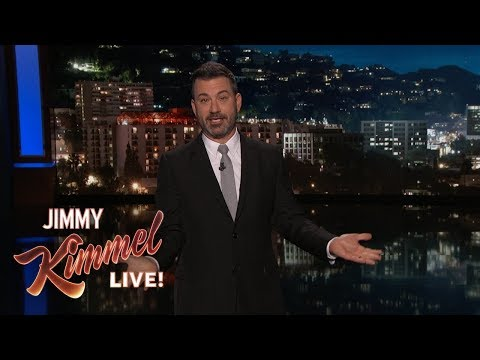 Jimmy Kimmel Doesn't Believe Gonzaga Exists