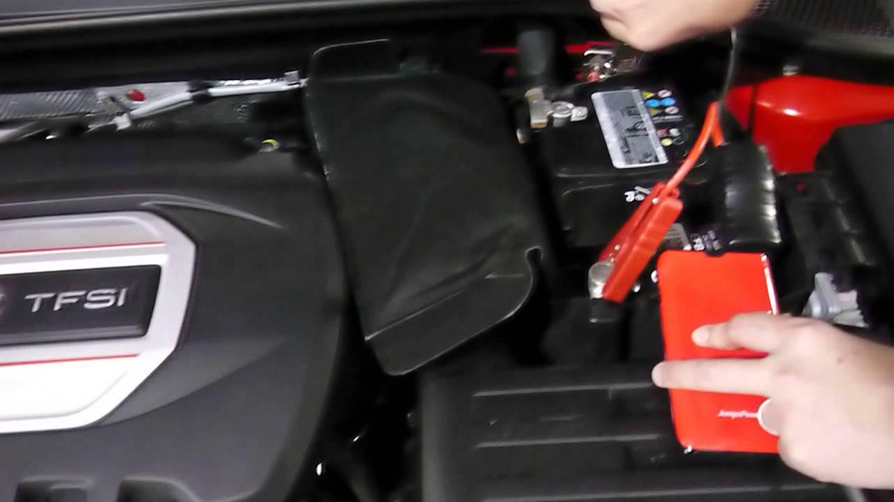 Audi A3 How To Jump Start Battery Audiworld