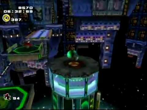 Sonic Adventure 2: Battle - Final Chase - m5 - All rings (653/653) |