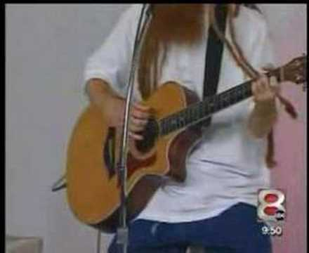 Joseph israel Live on ABC ( Channel 8 ) Good day Tulsa