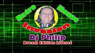 Dj Philip From Illusion and La Rocca At Retrohouse Invasion Dream Edition