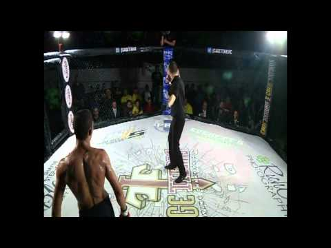 Cage Titans XXI - Title Fight - Johnny 'Cupcakes' Campbell vs Juan Puerta