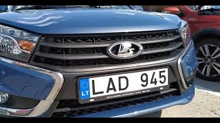 Купил Lada Vesta в Евросоюзе!!! Зачем??????
