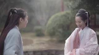 China lesbian in  ancient costume