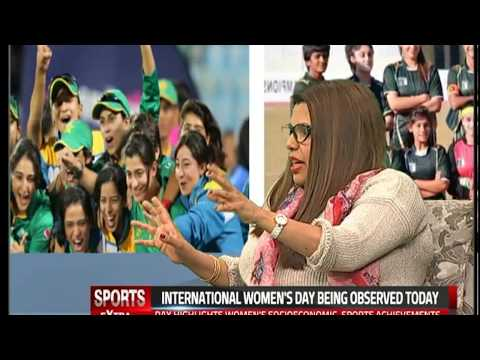World Women's Day Sports Extra Special