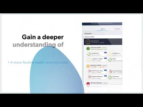 Gainsight Product Overview