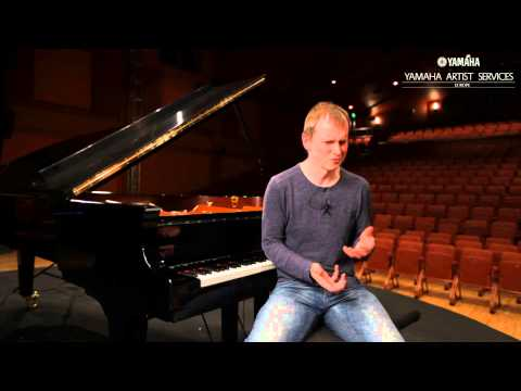 Yamaha Pianos in conversation with Steven Osborne