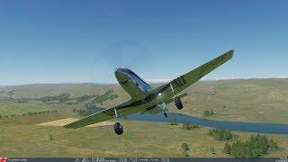 DCS Practicando Con El P 51 VARS Con KikeSPL