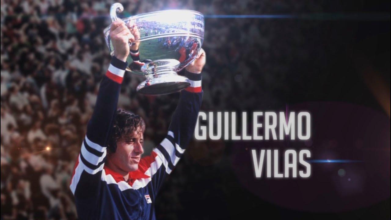 Encuentro de Campeones Guillermo Vilas