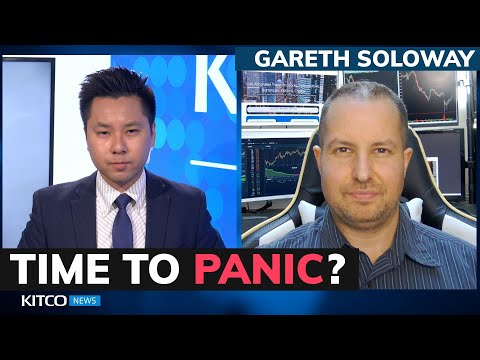 'Fast' market sell-off is coming warns Gareth Soloway; Stocks haven't done this since start of the pandemic