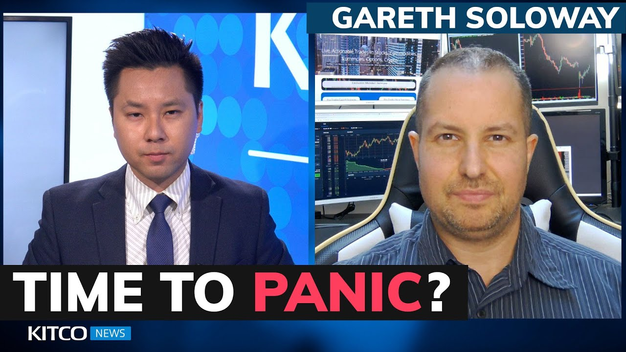 'Fast' market sell-off is coming warns Soloway; Stocks haven't done this since start of pandemic