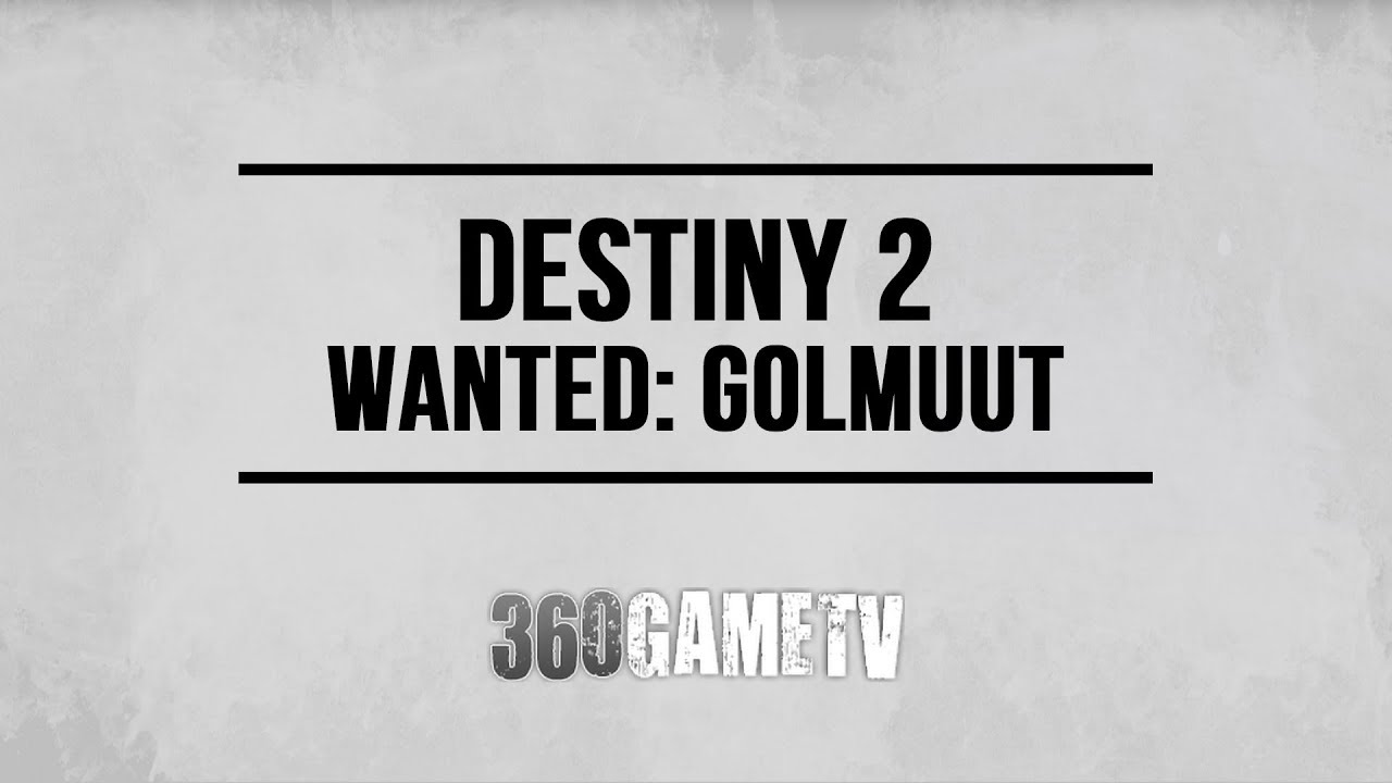 destiny 2 wanted golmuut lost sector cargo bay 3 on titan spider wanted bounty locations guide youtube destiny 2 wanted golmuut lost sector cargo bay 3 on titan spider wanted bounty locations guide