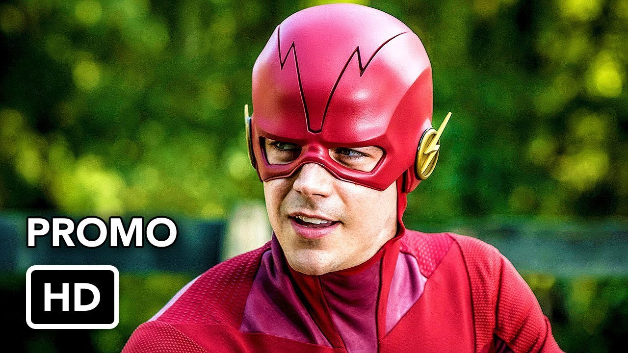 The Flash 5x04 Promo