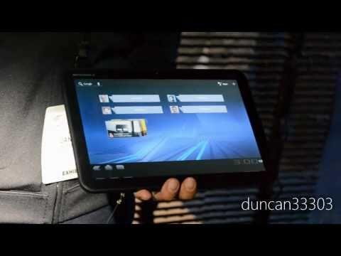 Motorola XOOM vs LG Optimus Tab (T-Mobile G-Slate) vs Samsung Galaxy Tab 10.1