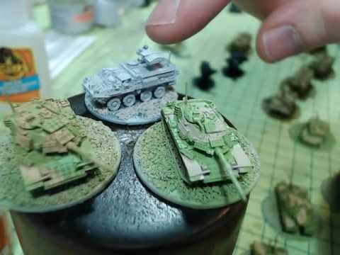 6mm GHQ models update