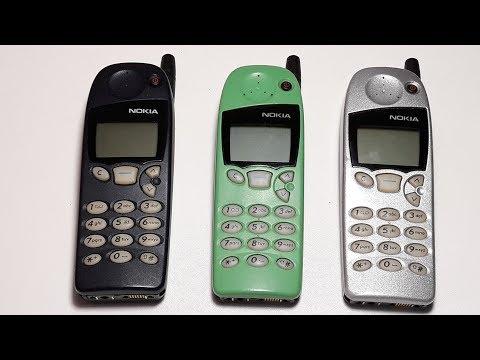 Nokia 5110 Три ретро красавчика из моей коллекции на продажу