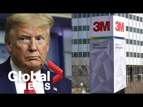 Coronavirus outbreak: Trump
