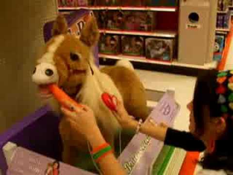 Butterscotch The Magic Pony