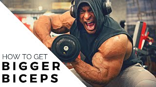 3 Exercises to Get Bigger Biceps | तीन एक्सरसाइज बड़े बाइसेप्स बनाने के लिए | Yatinder Singh